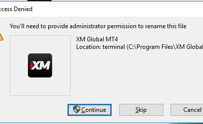 Hướng Dẫn Cài Nhiều Phần Mềm XM MT4 Trên Một Máy Tính/laptop